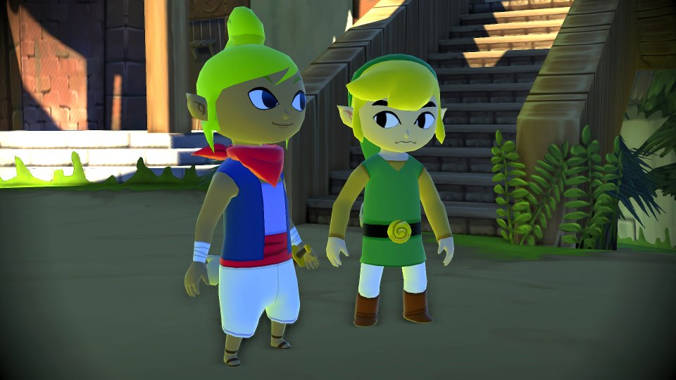 six things we hope to see in wind waker hd | roboawesome